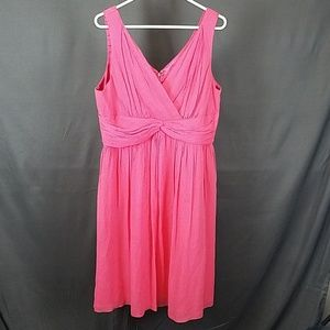 3 for $10- Size 16 silk Donna Morgan dress